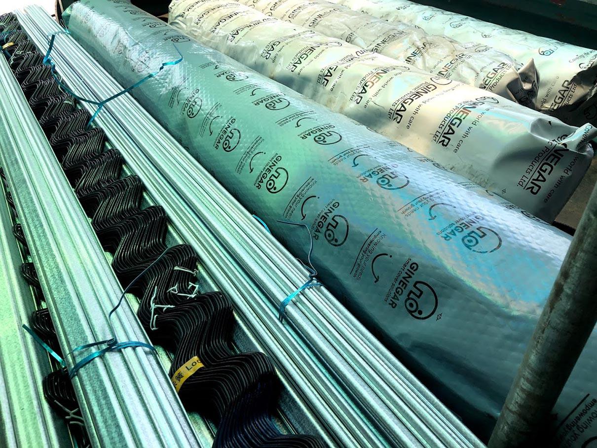 Cuộn màng nhà kinh cao cấp Ginegar nhập khẩu chính hãng từ israel