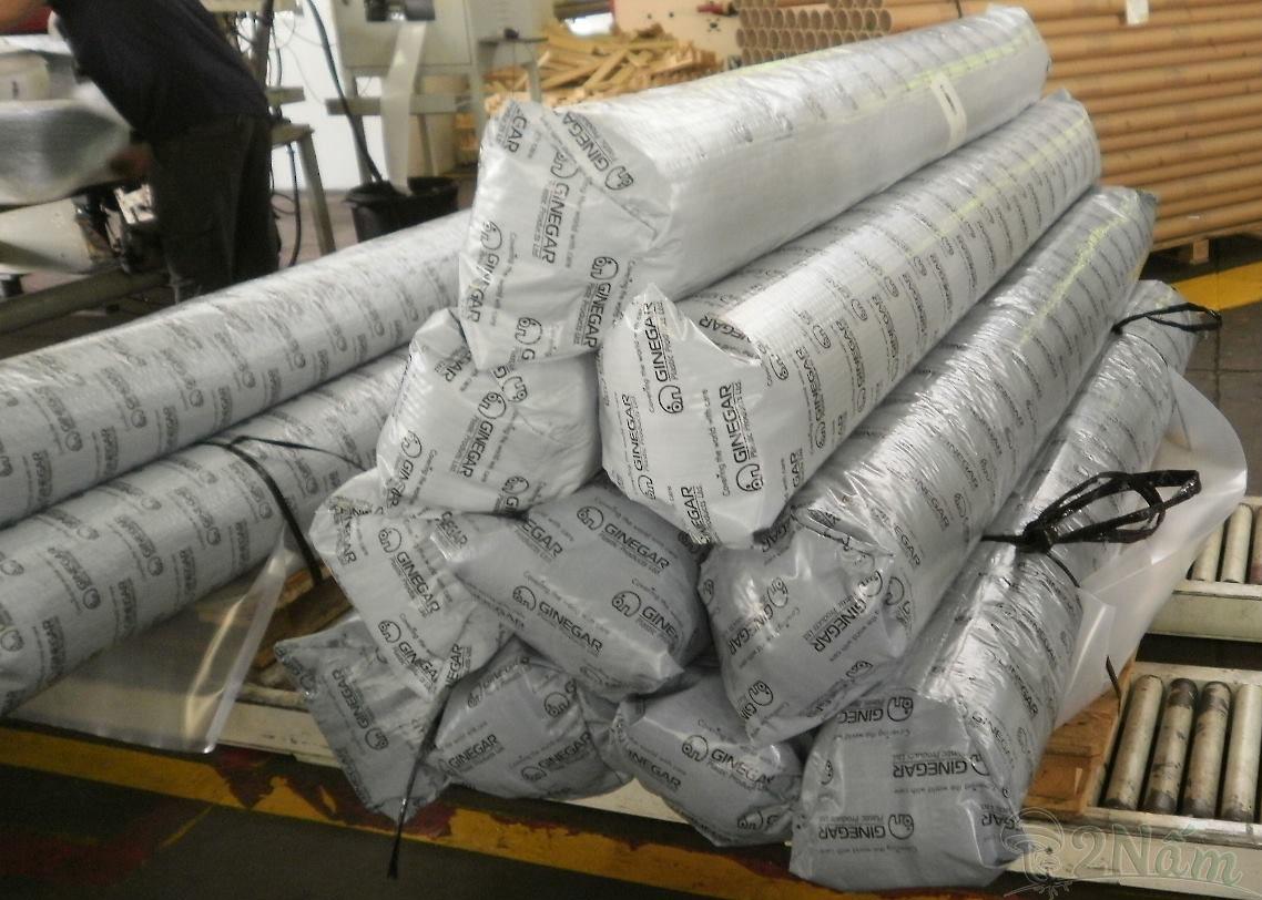 Cuộn màng nhà kính Ginegar nhập khẩu israel chính hãng
