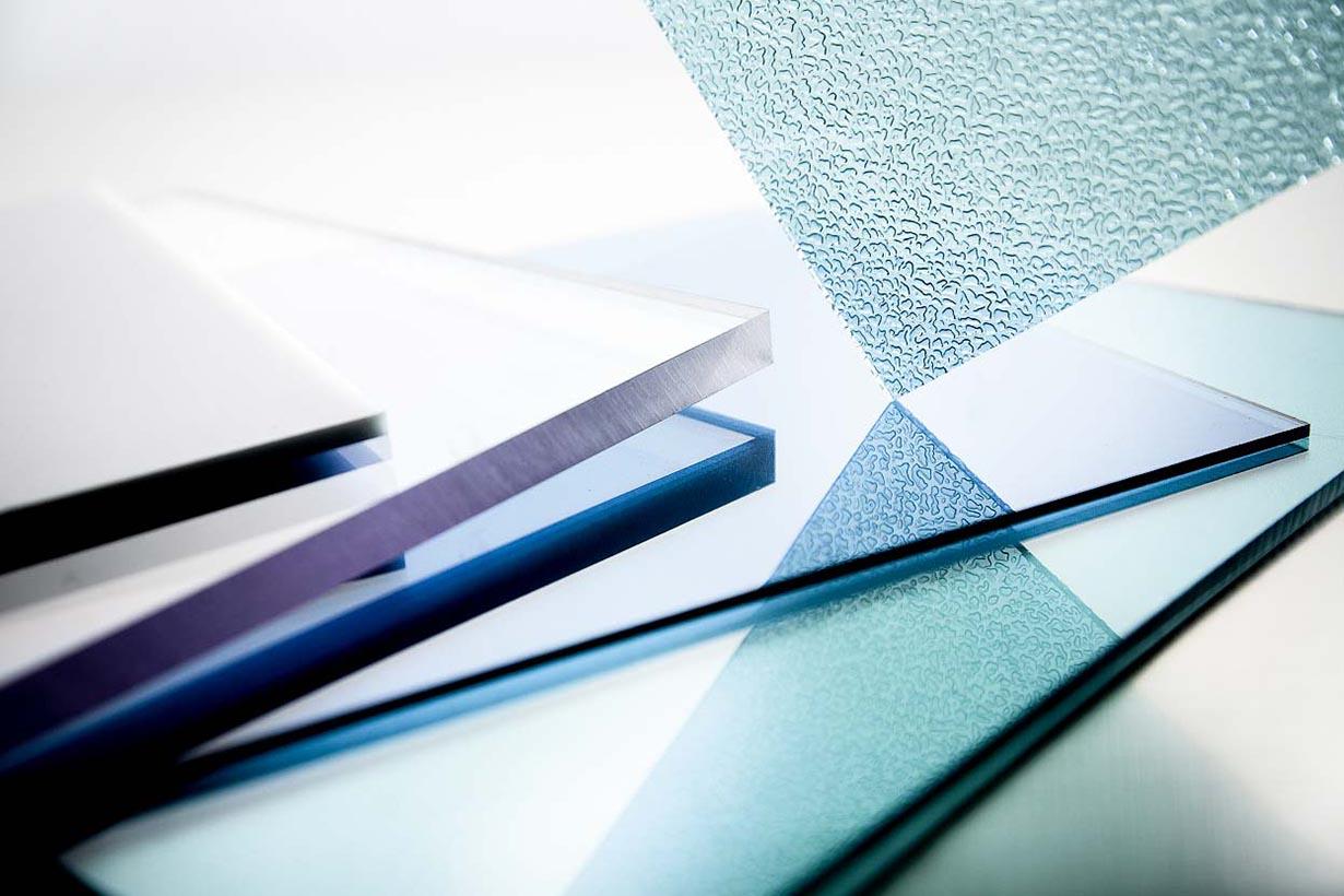 tấm nhựa poly đặc Solarflat