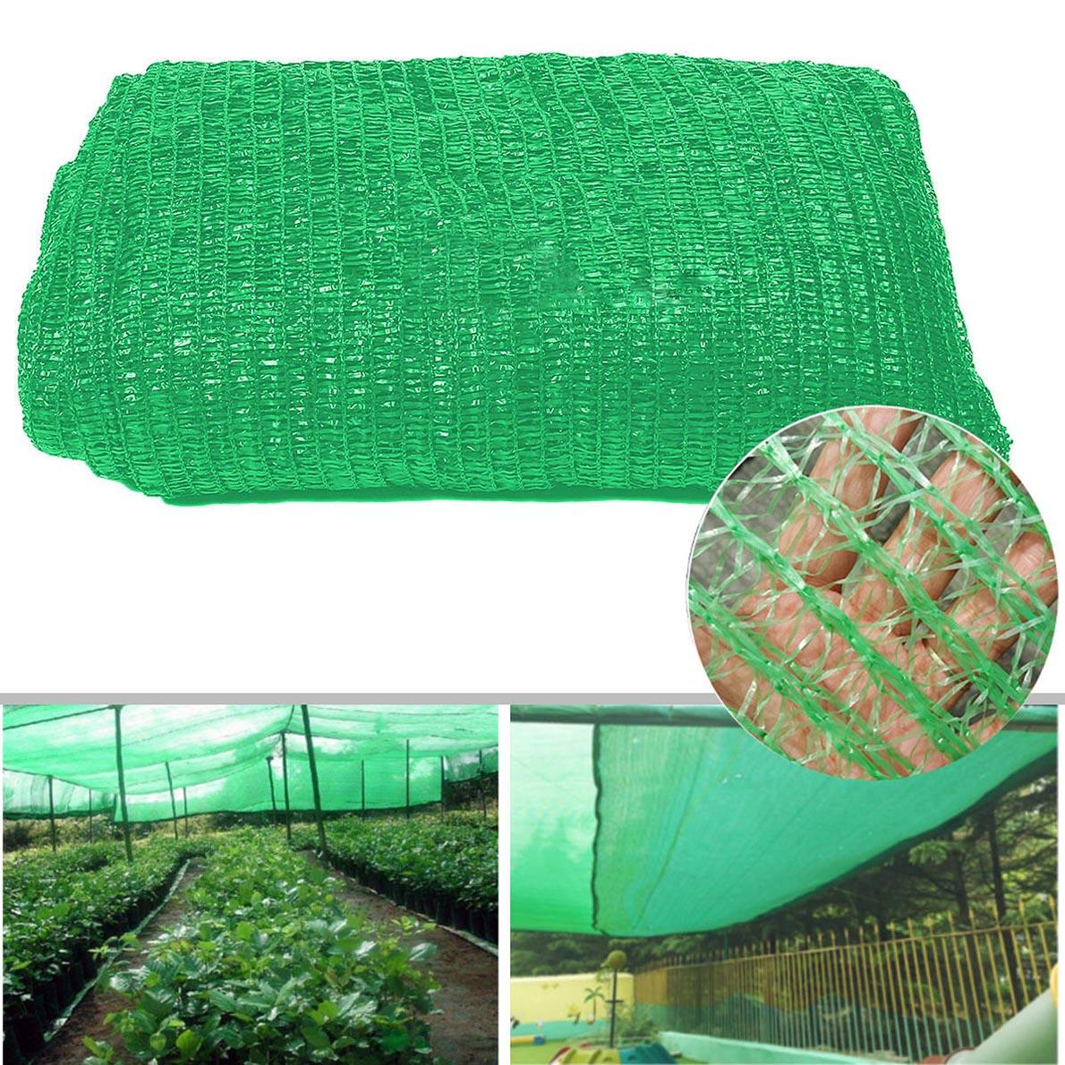 Ứng dụng của lưới che nắng thái lan golden sun khổ 2mx100m che nắng 70%