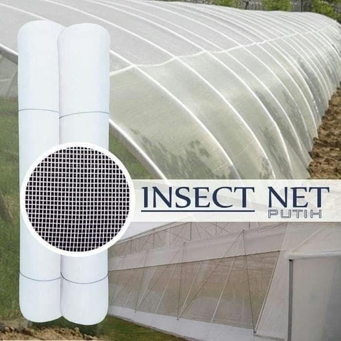 cuộn lưới ngăn chặn côn trùng nhà kính 20 mesh hàng Việt Nam