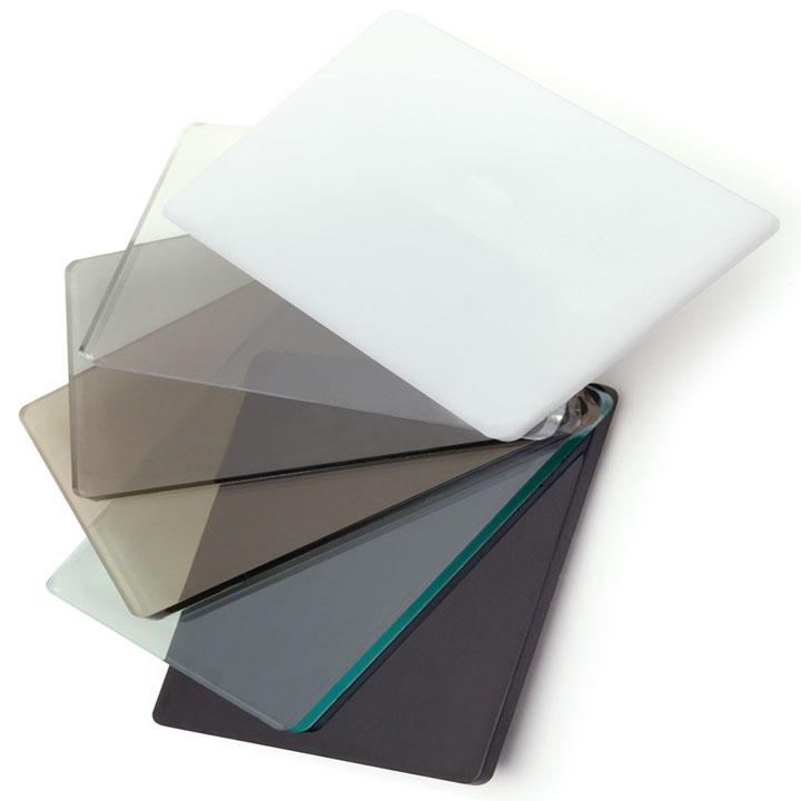 Tấm lợp lấy sáng poly đặc ruột Solarflat 4mm